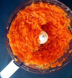batch cooking raspede gulrødder